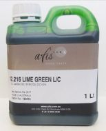 Lime Green Liquid Colour 1 Lt