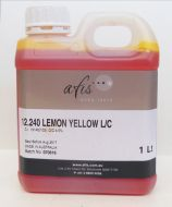 Lemon Yellow Liquid Colour