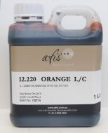 Orange Liquid Colour 1 Litre