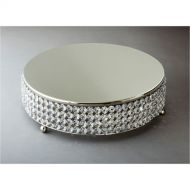 "16"" Crystal Polish Round Stand"