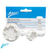 Daisy Flower Ejector Cutter Set 3