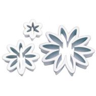 Daisy Cut Outs Set of 3