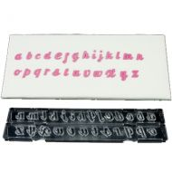 Flourish Lowercase Clikstic Cutter Set