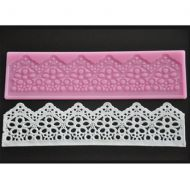 Lace Silicone Mould #21