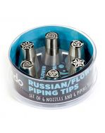 Russian Flower Piping Tip Set