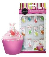 Sugar Easter Bunny With Jelly Bean