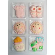 Edible Baby Things Pink Retail Pack