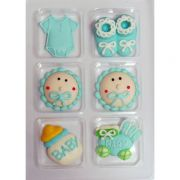 Edible Baby Things Blue Retail Pack