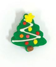 Sugar Christmas Tree Decorations