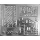 House Chocolate Mould
