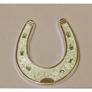 22mm Gold Horseshoe