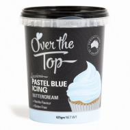 Pastel Blue Buttercream 425gr