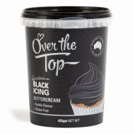 Black Buttercream 425gr