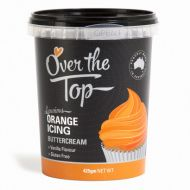 Orange Buttercream 425gr