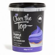 Purple Buttercream 425gr