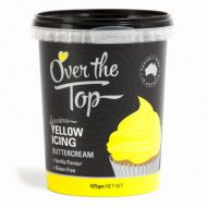 Yellow Buttercream 425gr