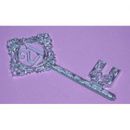 Diamond Head 21st Key Silver