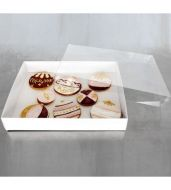 "12.5"" x 10"" x 2"" Biscuit Box"
