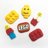 Lego Sugar Decorations