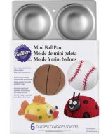 Mini Ball Cake Pan