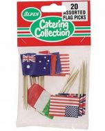 Flags Of The World    Pkt.20