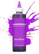 Chefmaster Neon Bright Purple 298gr Gel