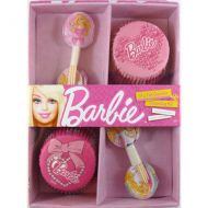 Cupcake Decorating Kit - Barbie