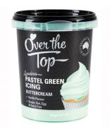 Pastel Green Buttercream 425gr