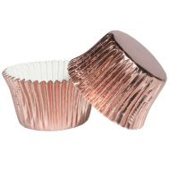 Rose Gold Metallic #550 Cake Cups