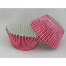 #398 Rose Pink Metallic Cupcake