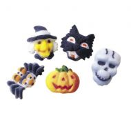 Mini Fright Sugar Shapes