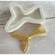 Silicone Mermaid Tail Mould