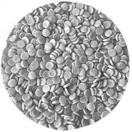 Silver Sequins Cake Craft 70gr