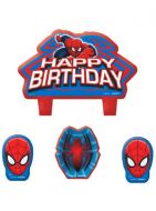 Candle Set - Spiderman