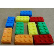 Lego Sugar Blocks