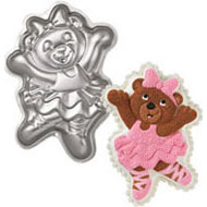 Ballerina Bear Pan Hire