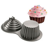 Large Cupcake Tin  Hire