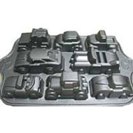 Cars Small Nordic Cake Pan Hire